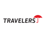 Travelers Red Umbrella