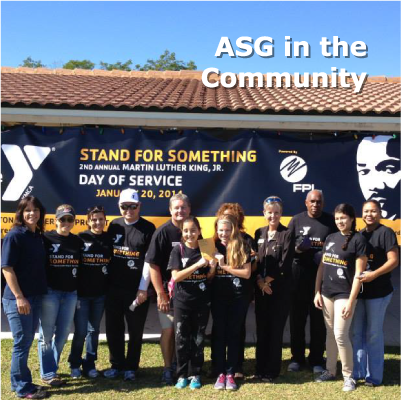 ASG in the Community
